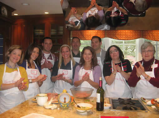 Cucina Casalinga Adult Cooking Classes