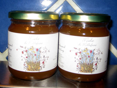 Honey from Tuscan Hills